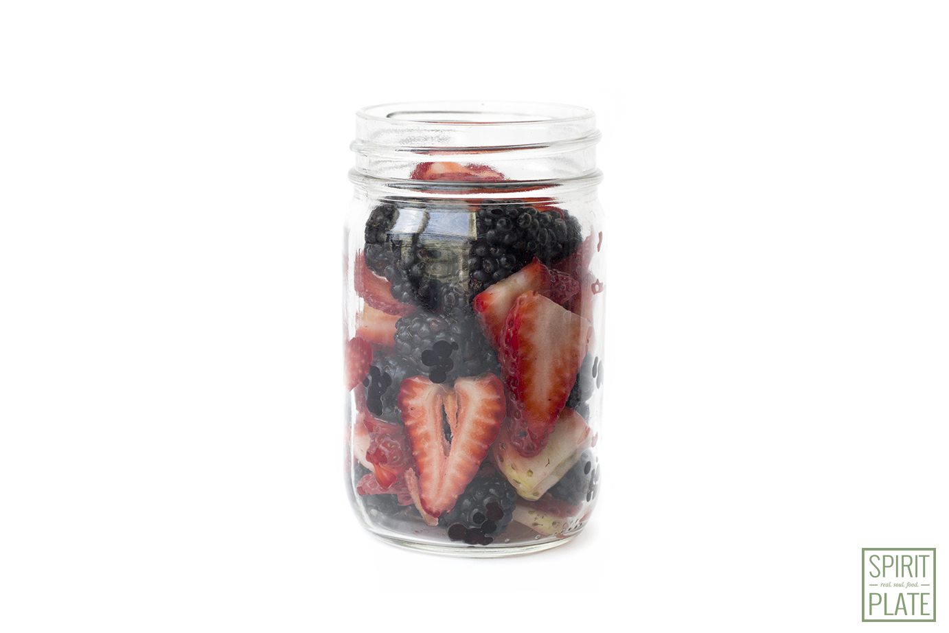 Mixed Berry Jar | SPIRITPLATE