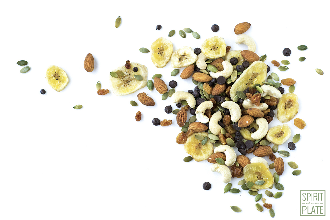 Homemade Power Trail Mix | SPIRITPLATE