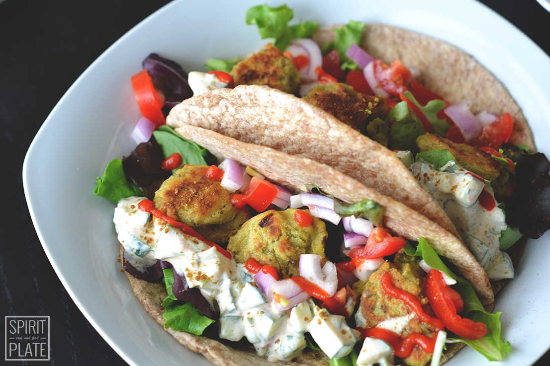 Quick and Easy Falafel