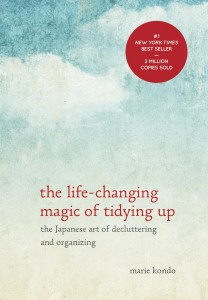 The Life-Changing Magic of Tidying Up by Marie Kondo | SPIRITPLATE