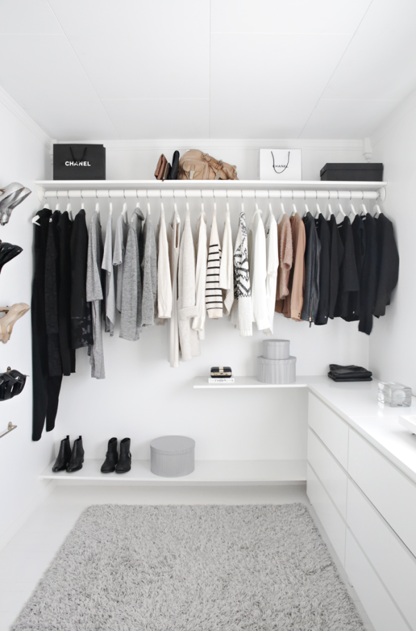 On Minimalist Closets and Self-Limitations | SPIRITPLATE