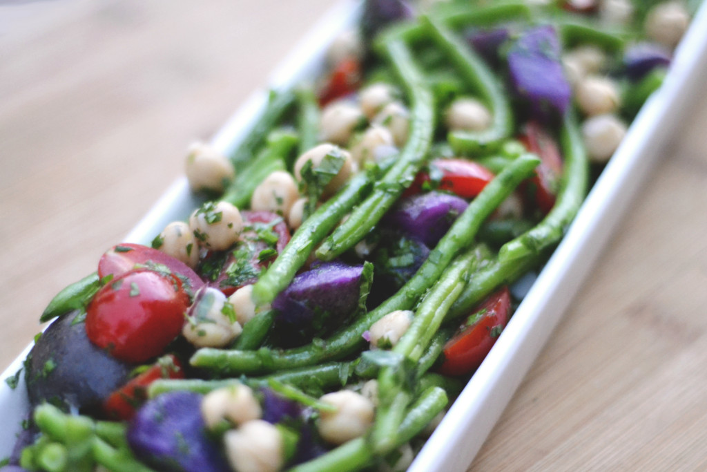 Refreshing Green Bean Salad | SPIRITPLATE