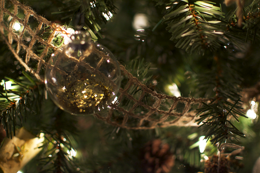 Easy Sustainable DIY Ornaments | SPIRITPLATE