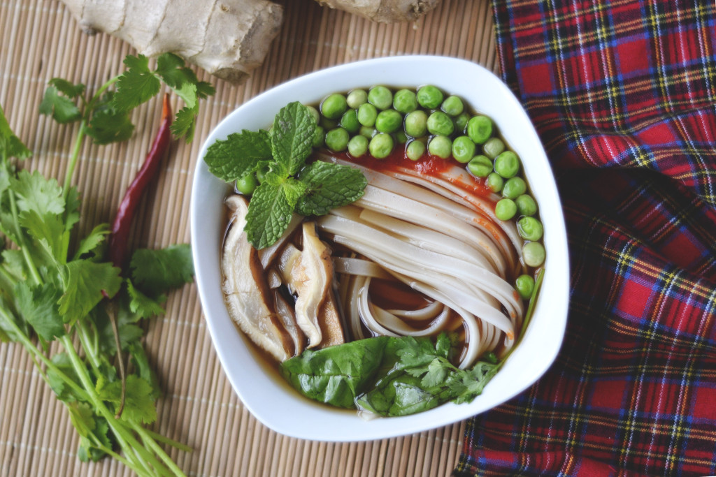 The Best Winter Pho | SPIRITPLATE